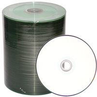 лаз.диск  Printable Intro CD-R 700 Mb, 52x, Bulk (100/600)